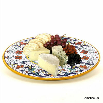 RICCO DERUTA: Cake Cheese Platter (Large)