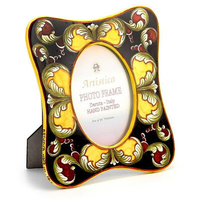 PHOTO FRAME: Deruta Vario Deluxe Black (For 4x6 Picture)