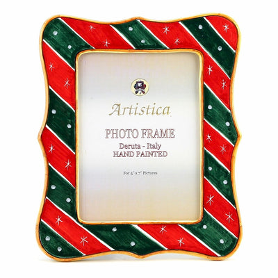 PHOTO FRAME: Deruta Christmas Holidays (For 6X8 Picture)