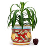 POSITANO ROSSO: Shaped Planter Cachepot