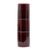 SCAVO CONTEMPO: Cylindrical Vase - Burgundy Red