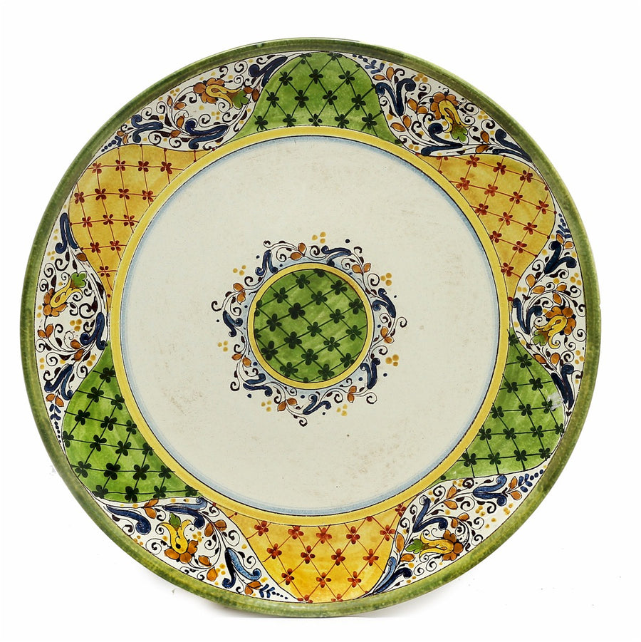 MAJOLICA: Medium Wall Plate
