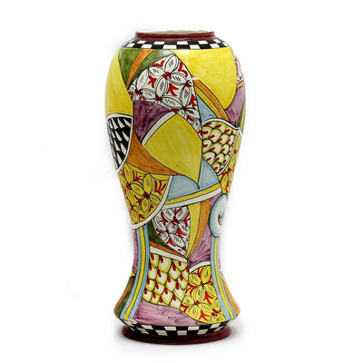 "GAUDI: Shaped Vase '""Signorina"""