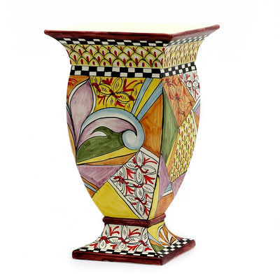 GAUDI: Square Footed Vase