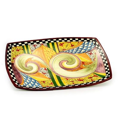 GAUDI: Rectangular tray