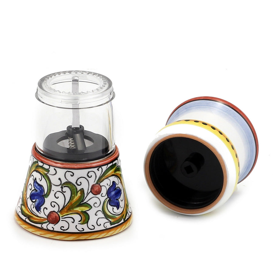 PERUGINO: Deruta Salt Pepper Mill