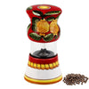 POSITANO ROSSO: Deruta Salt Pepper Mill