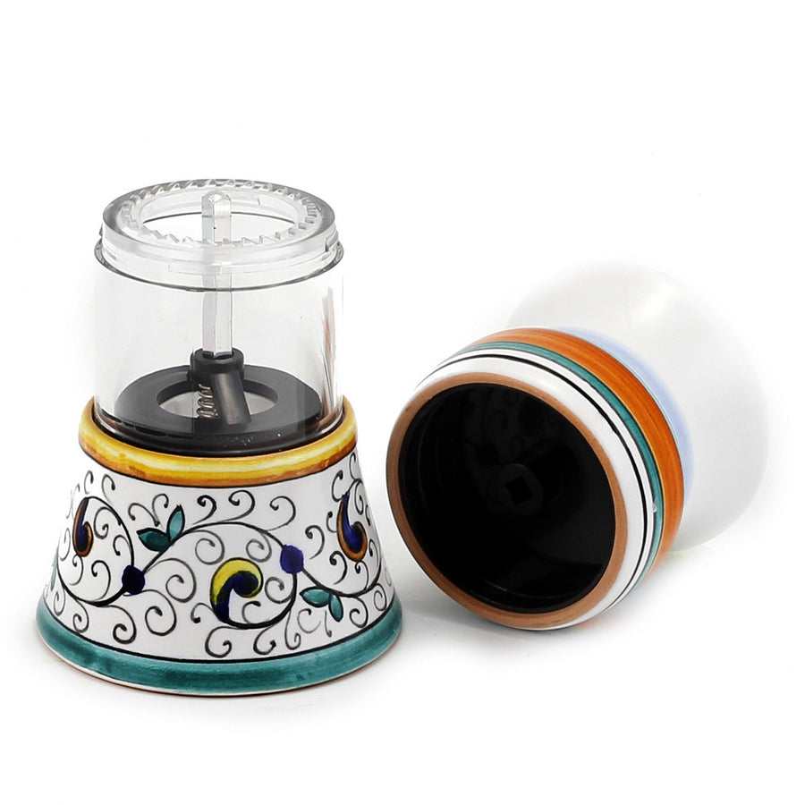 RICCO DERUTA: Deruta Salt Pepper Mill