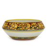 DERUTA BELLA: Fruit Bowl Centerpiece - Old Orange Design