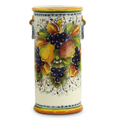 FRUTTA: Cylindrical Umbrella Stand Vase