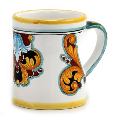 .DERUTA VARIO ROSSO: The Love Mug with Heart Shaped Handle
