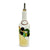 OLIVETO:  Olive Oil Bottle with bass-relief Olive design