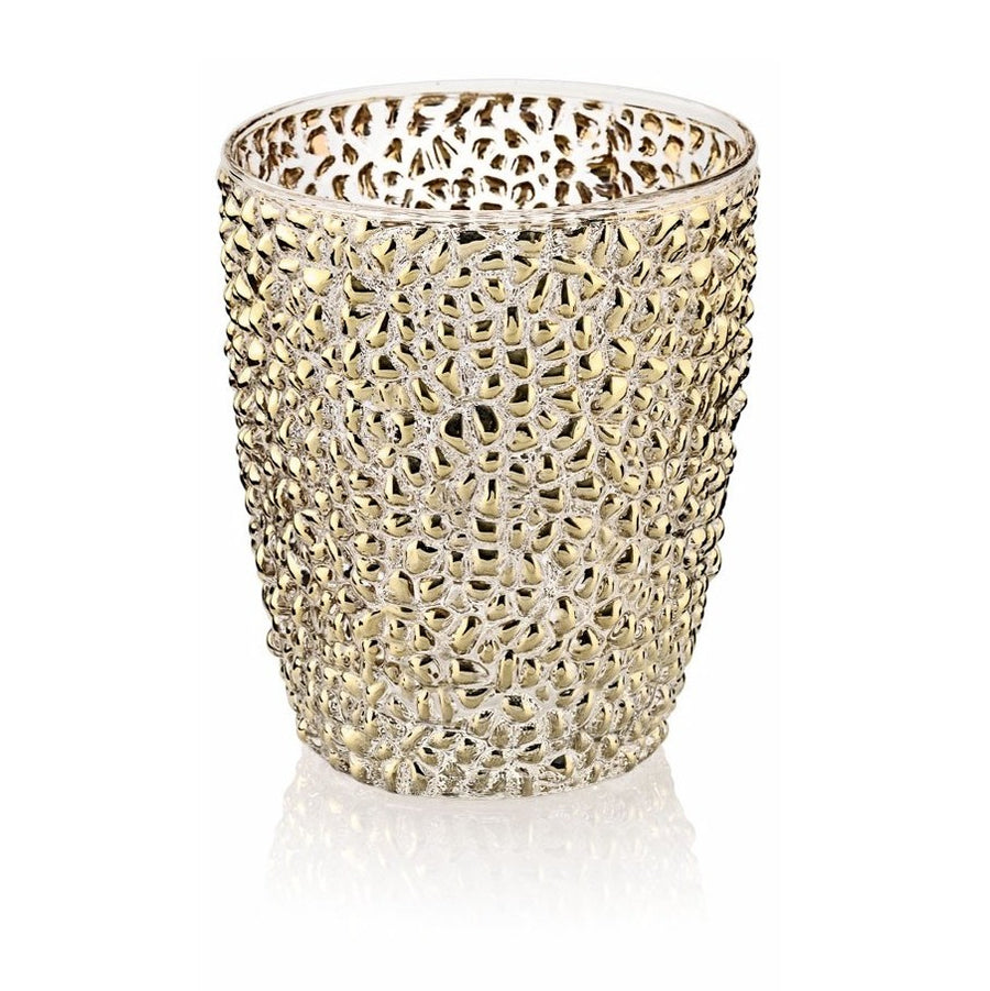 IVV GLASS: Special Water Tumbler GOLD