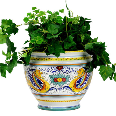 RAFFAELLESCO: Luxury Cachepot Planter MED