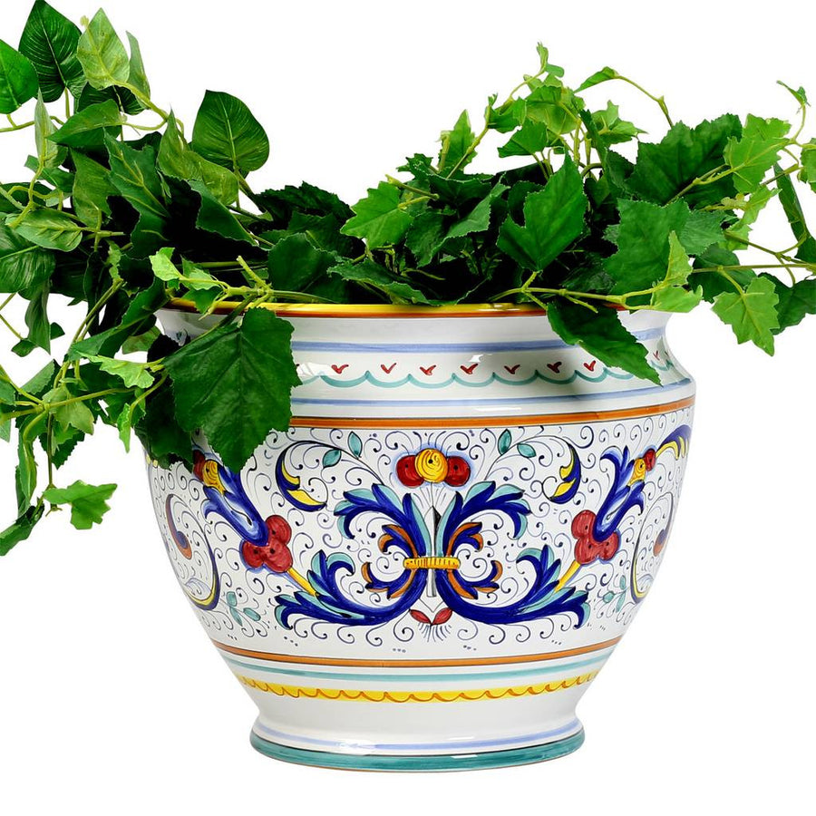 RICCO DERUTA: Luxury Cachepot Planter Large