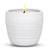 MONDIAL CANDLES: Corteza Rustico Panna Large Ceramic Candle