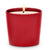 MONDIAL CANDLES: Rosso Ceramic Candle - What a beautiful red! Perfect for your Valentine or Christmas.