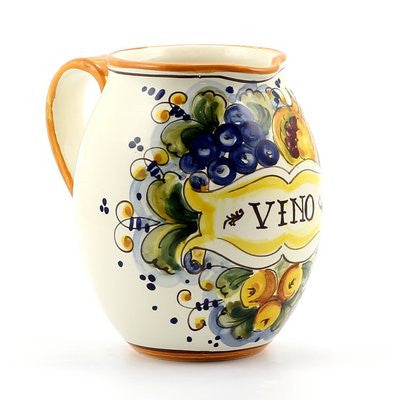 TUSCANIA: Pitcher Vino (75 cl 25 Oz) [R]