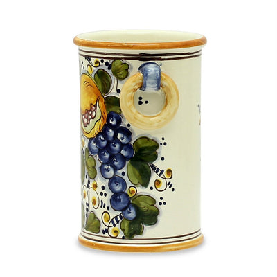 TUSCANIA: Utensil Breadstick Holder Wine Chiller