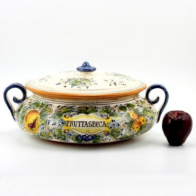 TUSCANIA: Tureen Frutta Secca (Dried Fruit)