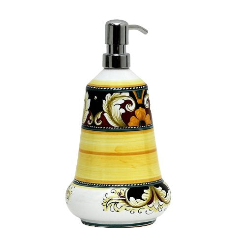 DERUTA VARIO: Liquid Soap/Lotion Dispenser with Chrome Pump (Large 26 OZ)