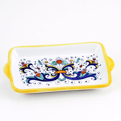 RICCO DERUTA: Butter Dish Small Tray