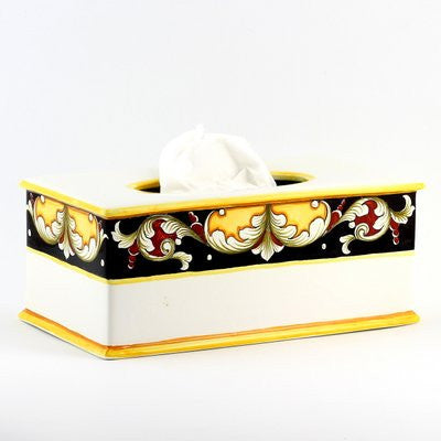 DERUTA VARIO: Rectangular Flat Tissues Box Cover
