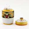 DERUTA VARIO: Cotton Swab Holder with lid