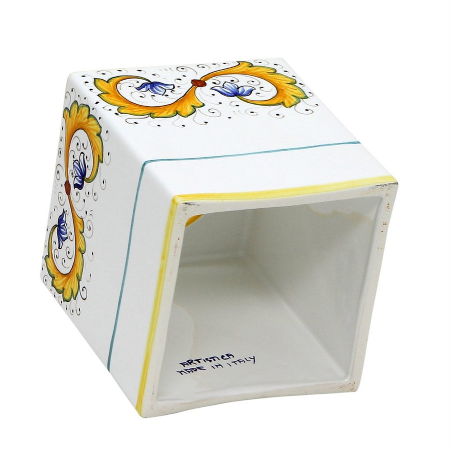 PERUGINO: Square Tissues Box Cover