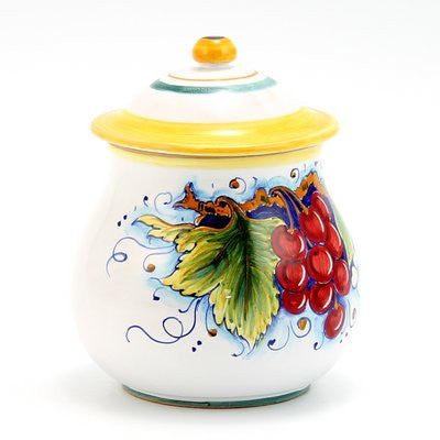 DERUTA FRUTTA: Garlic Onion Jar Keeper