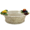 ROBBIANA: Round basket w Fruits