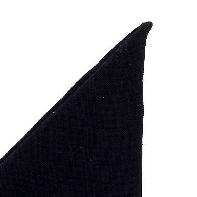 BUSATTI: Napkin Zodiaco (60% Linen and 40% Cotton) BLACK