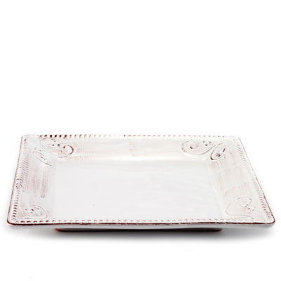 NATURA: Square Charger Platter