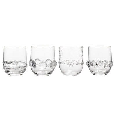 JULISKA: Juliska Heritage Collectors Set of Tumblers