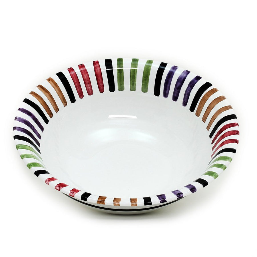 "BELLO: Large Serving Bowl (Large - 15"" D.) [R]"