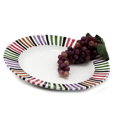BELLO: Large Serving Charger Platter [R]