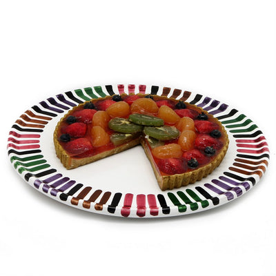 BELLO: Cake Cheese Flat Platter [R]