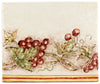 BACKSPLASH/MURAL: Modular Hand Painted ~ Vino Veritas Grapes Design (6 Tiles)