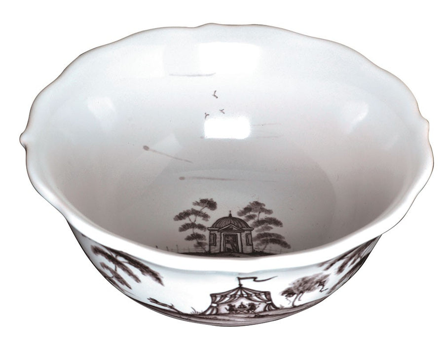 JULISKA: Country Estate Flint Cereal/Ice Cream Bowl Hen House