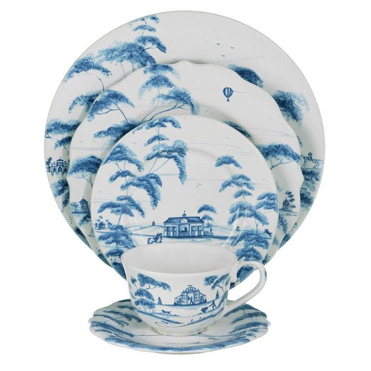 JULISKA: Country Estate Delft Blue 5pc Setting
