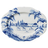 "JULISKA: Country Estate Delft Blue 15"" Serving Platter Stable"