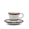 CIRCO: Espresso Cup and Saucer set