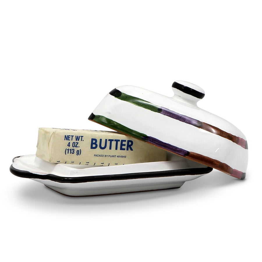 CIRCO: Butter Dish w cover [R]