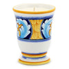 DERUTA CANDLES: Bell Cup Candle ~ Celeste Design
