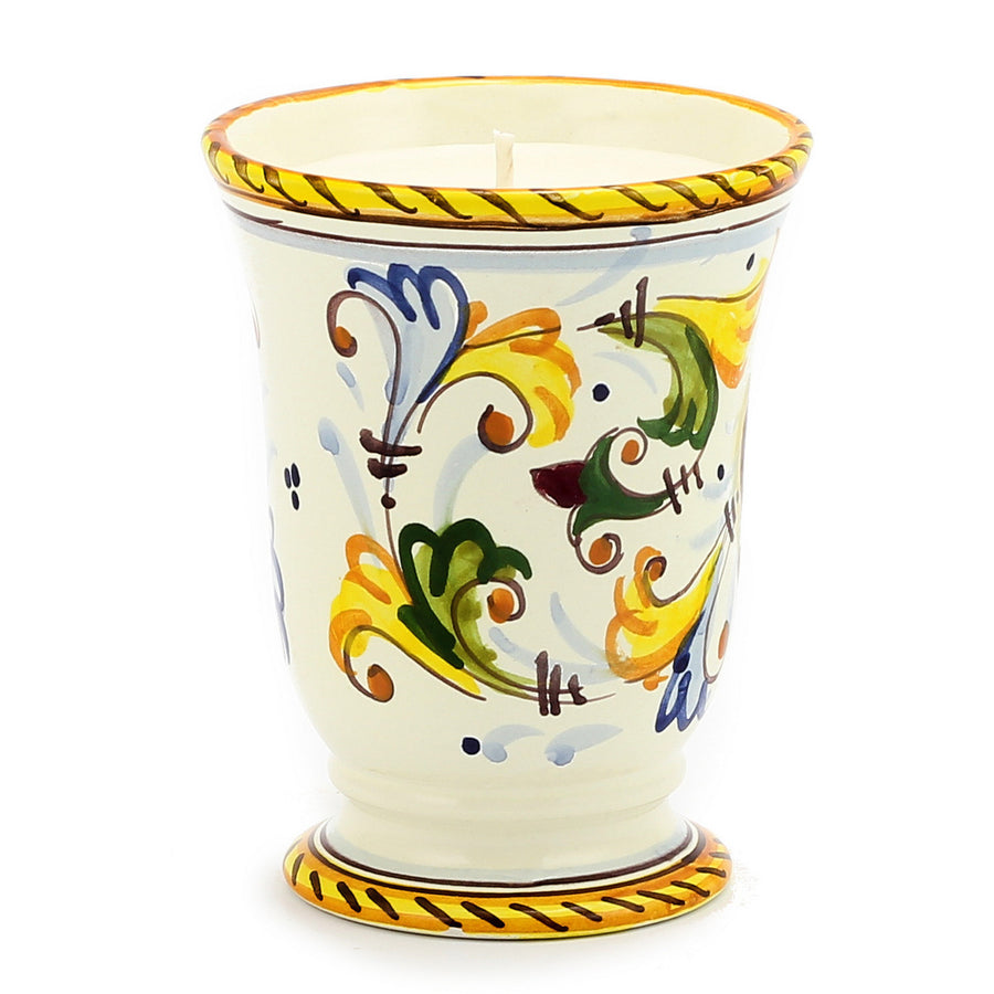 Bell Cup Candle - Giglio Toscano Design