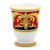 Bell Cup Candle - Deruta Regal Design