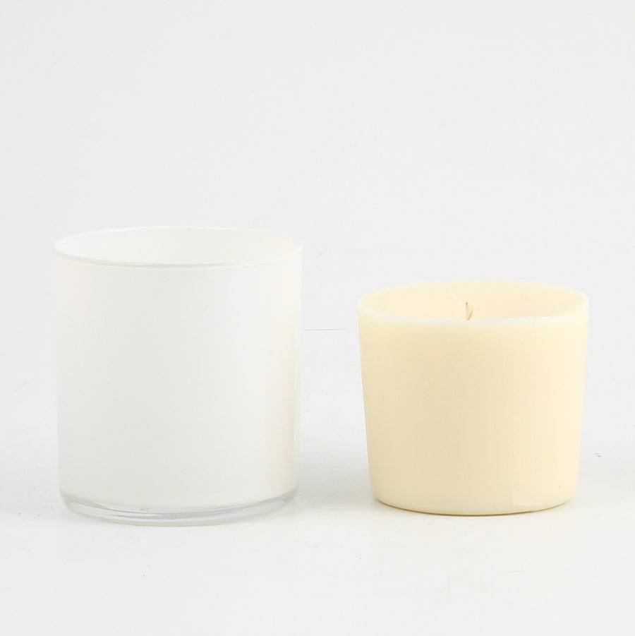 Refill for Deruta Candle #CN12 White Glass