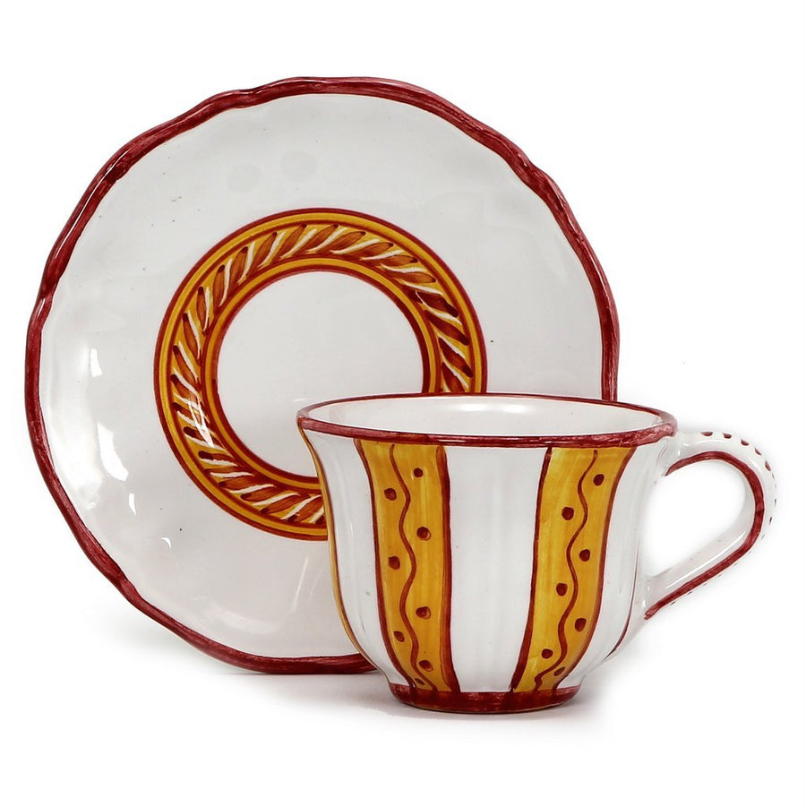 CORDONE: Cup and Saucer