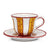 CORDONE: Cup and Saucer [R]