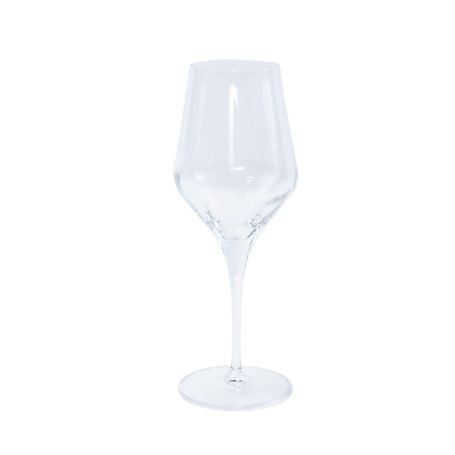 VIETRI: Contessa Clear Wine Glass